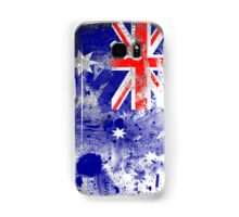 Australia Flag Samsung Galaxy Case/Skin