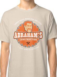 Abraham's Construction Classic T-Shirt