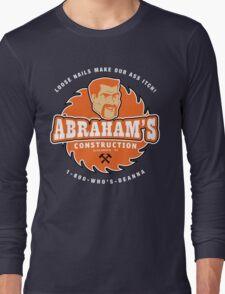 Abraham's Construction Long Sleeve T-Shirt