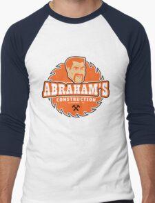 Abraham's Construction Men's Baseball ¾ T-Shirt