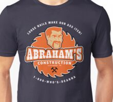 Abraham's Construction Unisex T-Shirt
