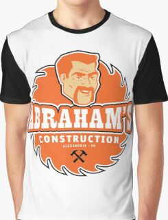 Abraham's Construction Graphic T-Shirt