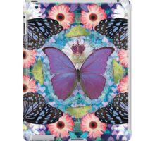 queen of the butterflies iPad Case/Skin