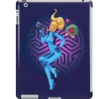 Samus Zero Suit iPad Case/Skin