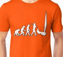 Evolution Sailing 02 by Stencil8 Unisex T-Shirt