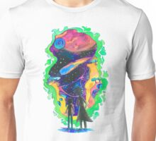 The Universe is a Crazy Chaotic place Morty Unisex T-Shirt