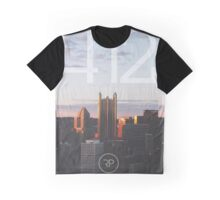 412- The City Collection  Graphic T-Shirt
