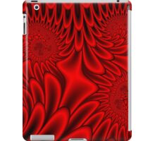 Red Petals iPad Case/Skin