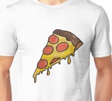 Trippy Dripping Pizza Unisex T-Shirt