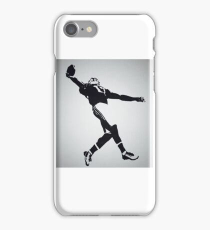 The Catch - Odell Beckham Jr iPhone Case/Skin