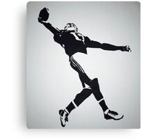 The Catch - Odell Beckham Jr Canvas Print