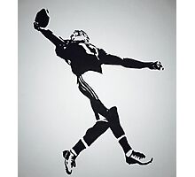 The Catch - Odell Beckham Jr Photographic Print