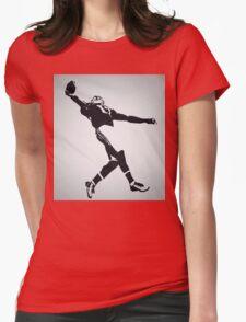 The Catch - Odell Beckham Jr Womens Fitted T-Shirt