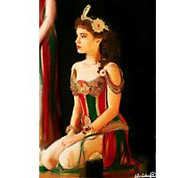 Christine Daae Photographic Print