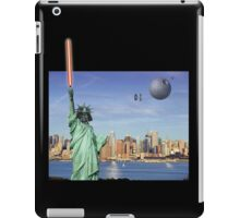 Liberty evacuation iPad Case/Skin