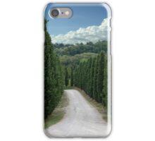 Cedar Corridor iPhone Case/Skin