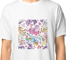 My Little Pony - Tile Classic T-Shirt