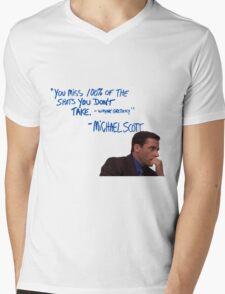 Michael Scott's Inspirational Quote (Colour) T-Shirt