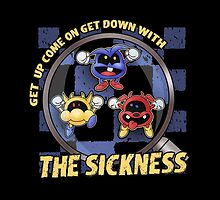 Get Down with the Sickness by likelikes
