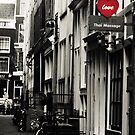 Amsterdam. Love by JennyRainbow
