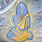 Babaji (from Chalk Meditation #4, August 2004) by Infinite Path  Creations