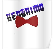 geromino doctro who Poster