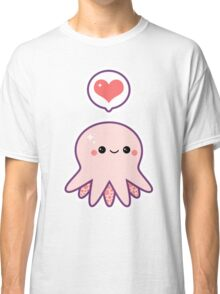 Cute Baby Octopus Classic T-Shirt