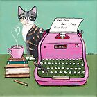 Love Note From The Cat by Ryan Conners
