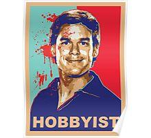 Dexter: HOBBYIST Tee Poster