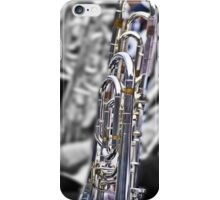 Trombones iPhone Case/Skin