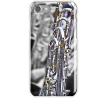 Trombones iPhone Case/Skin