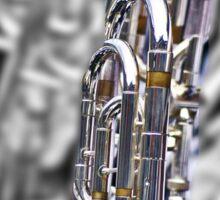 Trombones Sticker