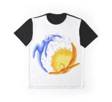 Sun and Moon #2 Graphic T-Shirt