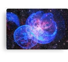 X-Factor in Universe. Strangers in the Night Canvas Print