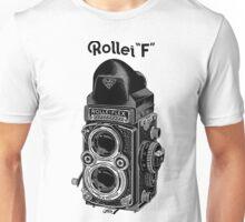 Rolleiflex F Unisex T-Shirt