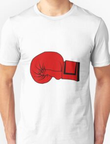 Boxing Glove Unisex T-Shirt