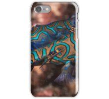 Mandarinfish Spawning iPhone Case/Skin
