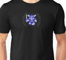 Dragon Warrior - Sprite Badge Unisex T-Shirt