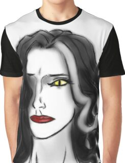 Medusa Graphic T-Shirt
