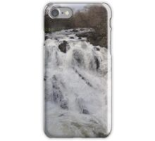 Swallow Falls iPhone Case/Skin