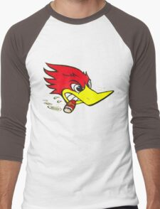 Woody Woodpecker Men's Baseball ¾ T-Shirt