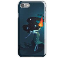 Hecate, the goddess of magic iPhone Case/Skin