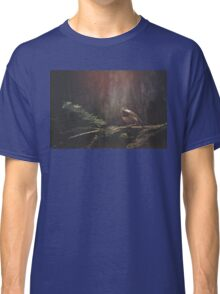 Chickadee in the Redwoods Classic T-Shirt