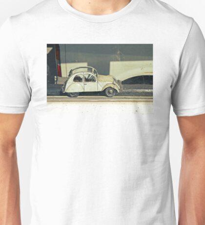 Deux Cheveaux (2CV) Unisex T-Shirt