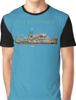 The Belafonte - The Life Aquatic Graphic T-Shirt