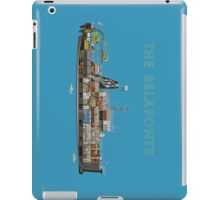 The Belafonte - The Life Aquatic iPad Case/Skin