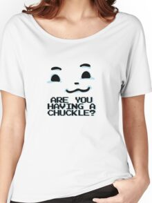 TEMMIE - Are You Having A Chuckle? Women's Relaxed Fit T-Shirt