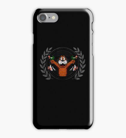 Duck Hunt - Sprite Badge 2 iPhone Case/Skin