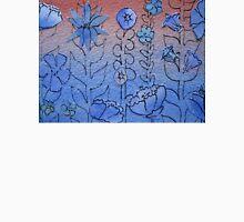 Floral Watercolour Collage 4  Unisex T-Shirt