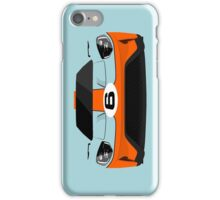 The Ultimate American Super Car in Racing livery iPhone Case/Skin